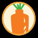 carrot-circle
