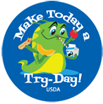 Try Day Sticker