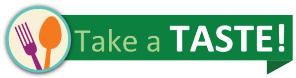 Take a Taste Banner